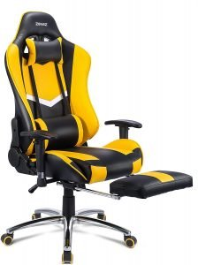 Gaming-Stühle bis 200 Euro