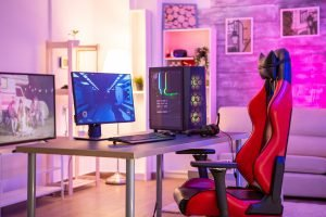 Ergonomie beim Gaming-Stuhl