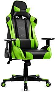 Gaming Stühle grün