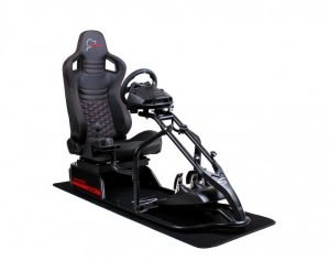 Gaming-Stühle mit Lenkrad