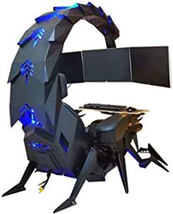 Gaming Stuehle mit Monitorhalterung