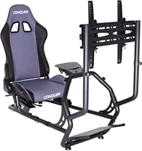 Gaming Stühle mit Monitorhalterung