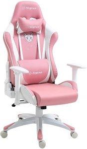 Gaming-Stühle pink