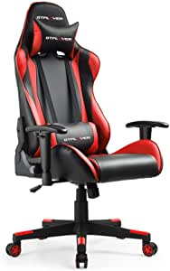 Gaming-Stühle rot