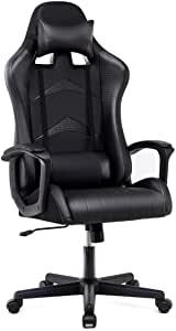 Gaming-Stühle schwarz